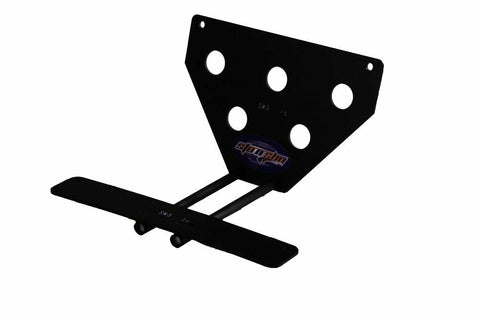 Sto N Sho License Plate Bracket For 2018-2019 Maserati Quattroporte / S - 3