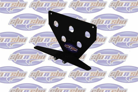 Image of Sto N Sho License Plate Bracket for 2019 Corvette ZR-1 (Removable / Metal) - 2