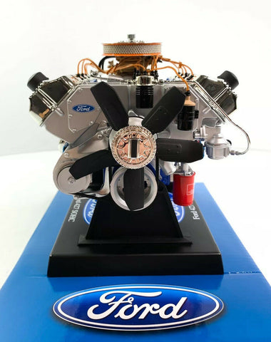 Ford 427 SOHC Model Engine - Diecast 1:6 Scale Motor Replica - 1