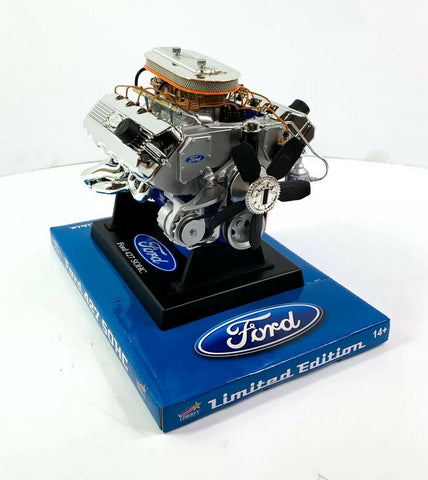 Ford 427 SOHC Model Engine - Diecast 1:6 Scale Motor Replica