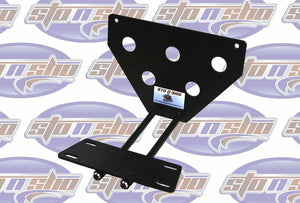 Sto N Sho License Plate Bracket for 2016 Lexus GS350 Sedan (Removable / Metal)