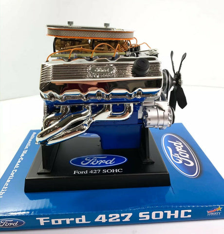 Ford 427 SOHC Model Engine - Diecast 1:6 Scale Motor Replica - 3