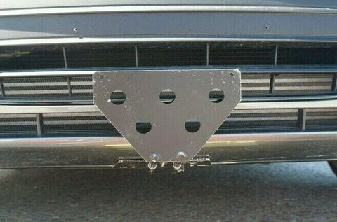 Image of Sto N Sho License Plate Bracket for 2012-2016 Audi A5 (Removable / Metal)