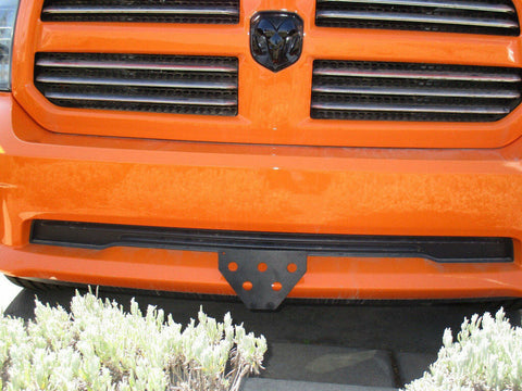 Image of Sto N Sho License Plate Bracket for 2017 Dodge Ram Sport Truck (Removable)