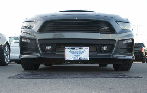 Sto N Sho License Plate Bracket for 2015-2017 Ford Mustang Roush (Removable) - 2