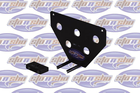 Image of Sto N Sho License Plate Bracket for 2014-2017 Dodge Durango SXT / RT / GT - 3