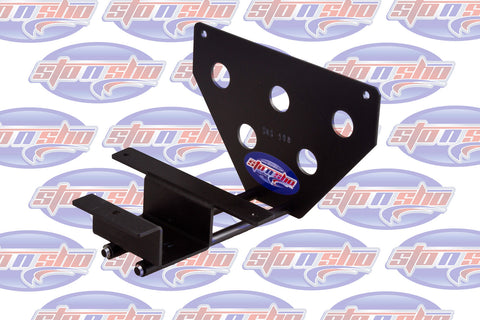Sto N Sho License Plate Bracket for 2015-2019 Corvette Z06 Stage 1 - 3