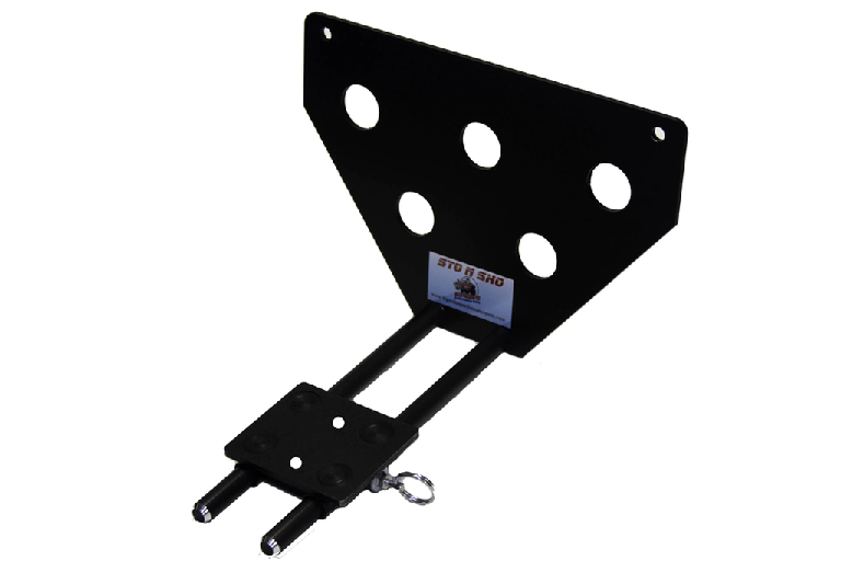 Sto N Sho License Plate Bracket for 2018-2019 Audi Q5 (Removable / Metal) - 2