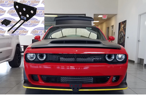 Sto N Sho License Plate Bracket 2015-2019 Dodge Challenger Hellcat / Demon