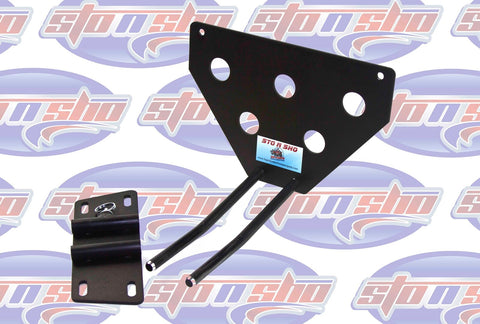 Sto N Sho License Plate Bracket for 2015-2019 Chrysler 300 and 300s (Removable) - 3