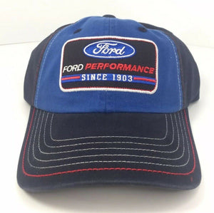 Ford Performance Since 1903 Hat - Blue/Black - Main