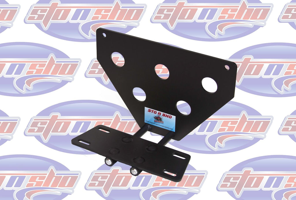 Sto N Sho License Plate Bracket for 2012-2016 Mitsubishi Lancer / Lancer GT - 2