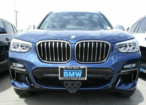 Sto N Sho License Plate Bracket for 2018-2019 BMW X3 M40i (Removable, Metal)