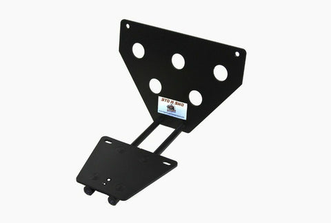 Sto N Sho License Plate Bracket For 2009-2011 Maserati GranTurismo (Removable) - 2