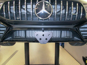 Sto N Sho License Plate Bracket for 2019 Mercedes AMG GT 63 S P88 Package