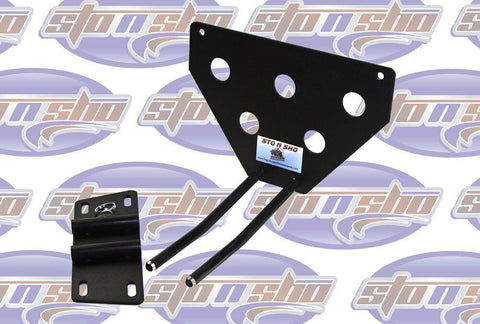 Sto N Sho License Plate Bracket for 2015-2016 Chrysler 200 (Removable, Metal) - 3
