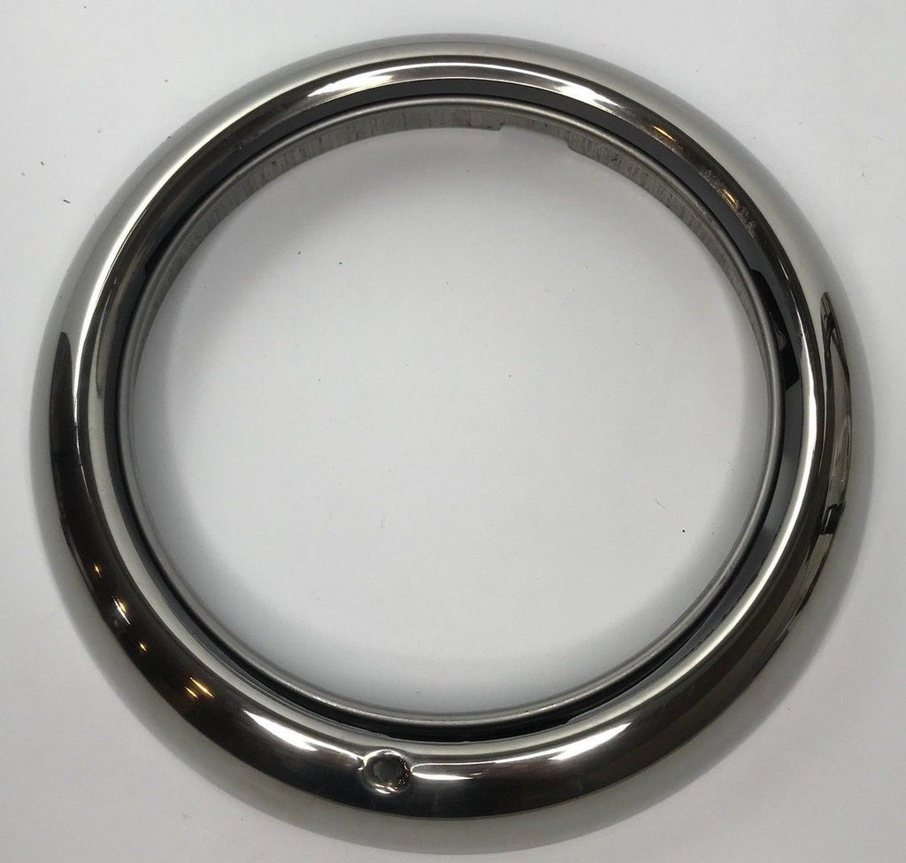 Headlight Bezels for 1948-1955 Ford Pickup Trucks and 1949-1950 Mercury Passenger Cars - Top