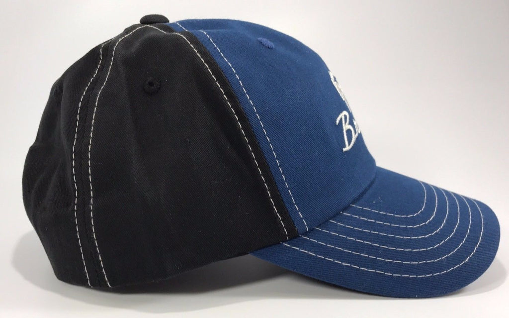 Ford Bronco Hat - Blue Bill - R&W Speed Shop
