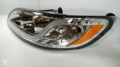 Peterbilt Projection Headlights Dual Function LED Light Bar - Side