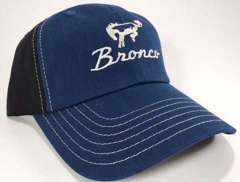 Image of Ford Bronco Hat - Blue Bill - Live Fast Supply Company