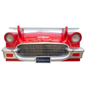 1955-1957 Ford Thunderbird Wall Shelf - R&W Speed Shop