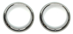 Headlight Bezels for 1948-1955 Ford Pickup Trucks and 1949-1950 Mercury Passenger Cars (Main)