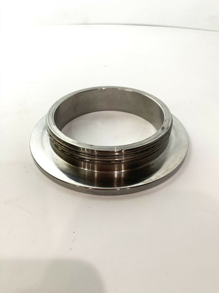 "Polished Aluminum Shelby Cobra Roller Style Gas Cap - 3 1/2"" Filler Neck-Live Fast Supply Company"