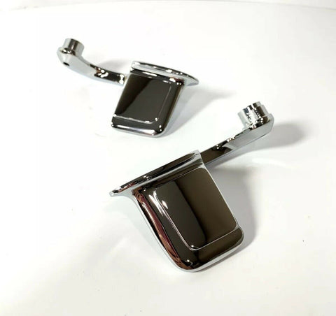 Chrome Interior Door Handles for 1959-1967 Full Size GM Car - R&W Speed Shop