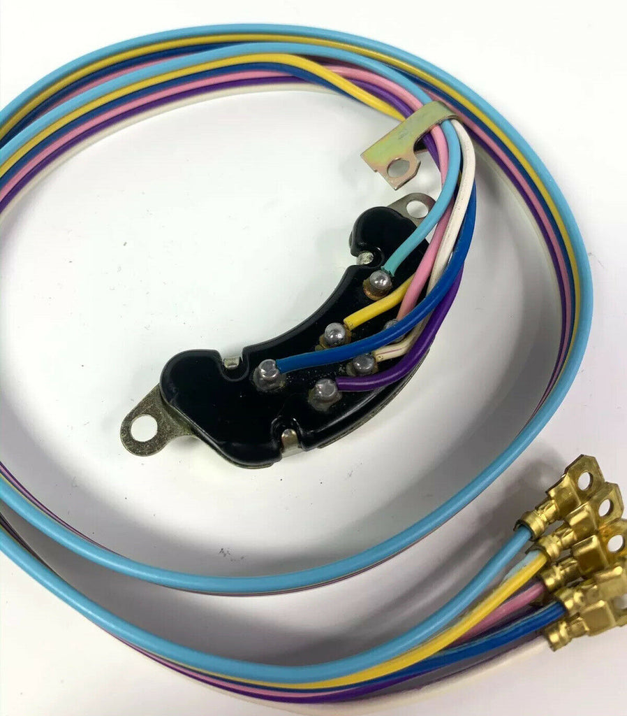 Turn Signal Switch For 1953-1954 Chevy Bel Air, 150 & 210 Passenger Car-Live Fast Supply Company