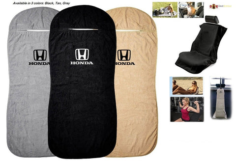 Honda Logo Seat Armour Cover-Live Fast Supply Company