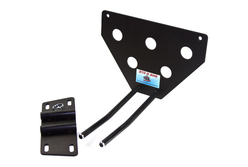 Removable License Plate Bracket for 2011-2014 Super Bee/ SRT8 - Parts 2