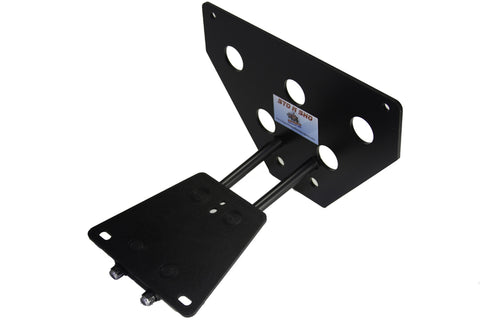 Removable License Plate Bracket for 2006-2010 Dodge Charger - Parts