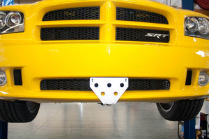 Removable License Plate Bracket for 2006-2010 Dodge Charger Super Bee/ SRT8 - Main