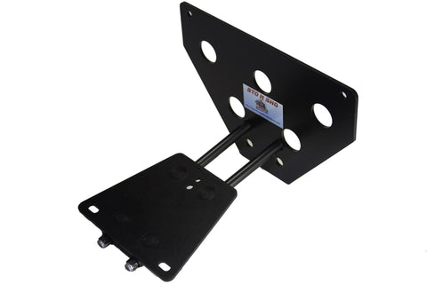 Removable License Plate Bracket for 2006 Dodge Charger Daytona - Parts