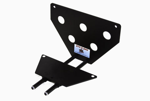 Removable License Plate Bracket for 2005-2009 Ford Roush Mustang - Parts 1