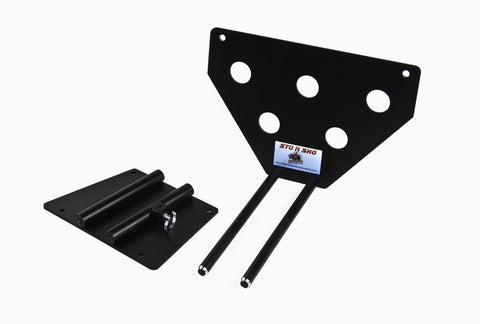 Removable License Plate Bracket for 2007-2009 Ford Mustang Shelby GT & California Special - Parts 2