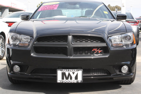 Removable Front License Plate Holder Bracket Dodge Charger