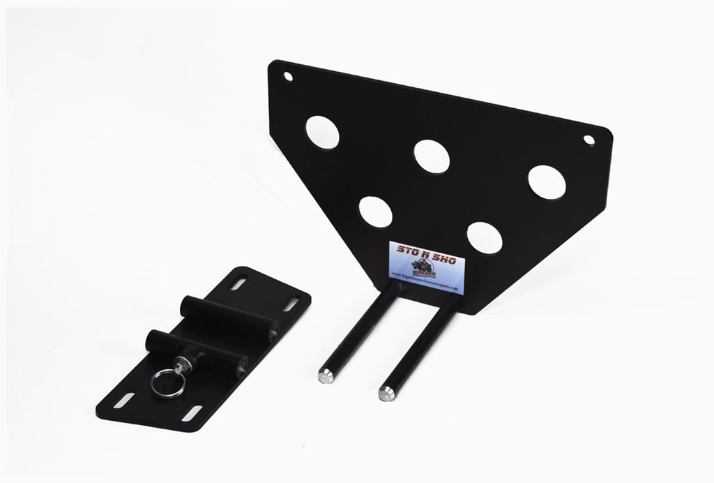 Removable License Plate Bracket for 2014-2016 Ford Fiesta ST - Parts 2