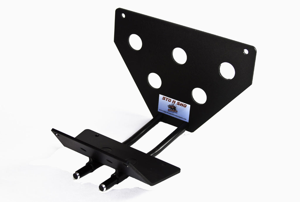 Removable License Plate Bracket for 2007 Ford Mustang Saleen Parnelli Jones - Parts 1