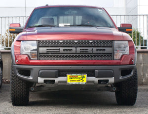 Removable Front License Plate Holder Bracket Ford Raptor