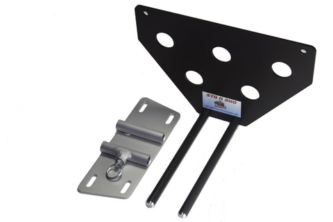 Removable License Plate Bracket for 2010-2014 Ford Raptor - Parts 2