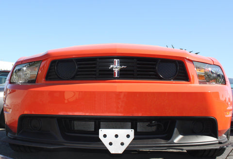 Image of Removable Front License Plate Holder Bracket Mustang California Special / Boss 302
