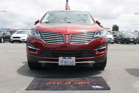 Image of Removable Front License Plate Holder Bracket Lincoln MKC