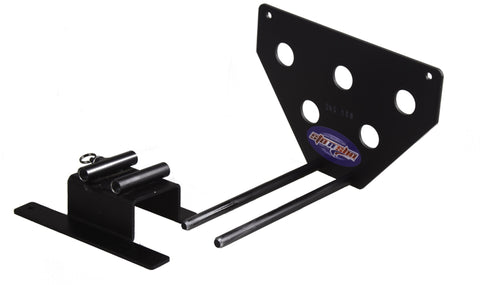 Image of Removable License Plate Bracket for 2014-2016 Porsche Cayman - Parts 1