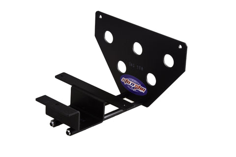 Image of Removable License Plate Bracket for 2014-2016 Porsche Cayman - PArts 2