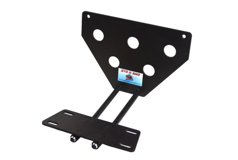 Removable License Plate Bracket for 2015-2019 Cadillac ATS - Parts 1