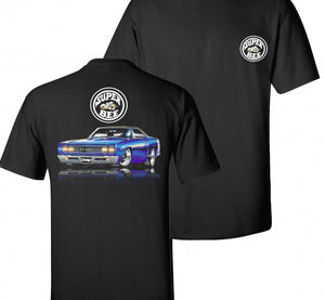 Dodge Super Bee T-Shirt 1969 - Live Fast Supply Company
