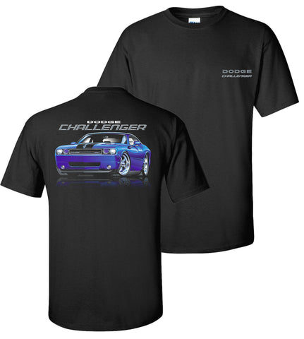 Dodge Challenger T-Shirt 2008 - Live Fast Supply Company