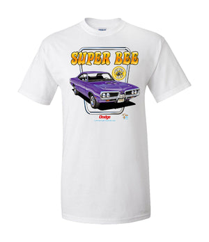 Dodge Super Bee T-Shirt - Live Fast Supply Company