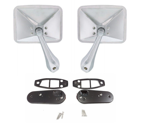 Chevy C10 Pickup Mirrors W/ Gaskets
